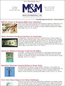 Real Estate Digest Sample